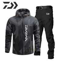 shimanos fishing wear breathable windproof suit for fishing clothing men winter fishing suit quick dry fishing clothes climbing