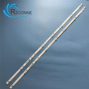 855mm LED Backlight Strip 8 lamp for EVERLIGHT LBM750M0801-AH-2 (0) 6V/LED