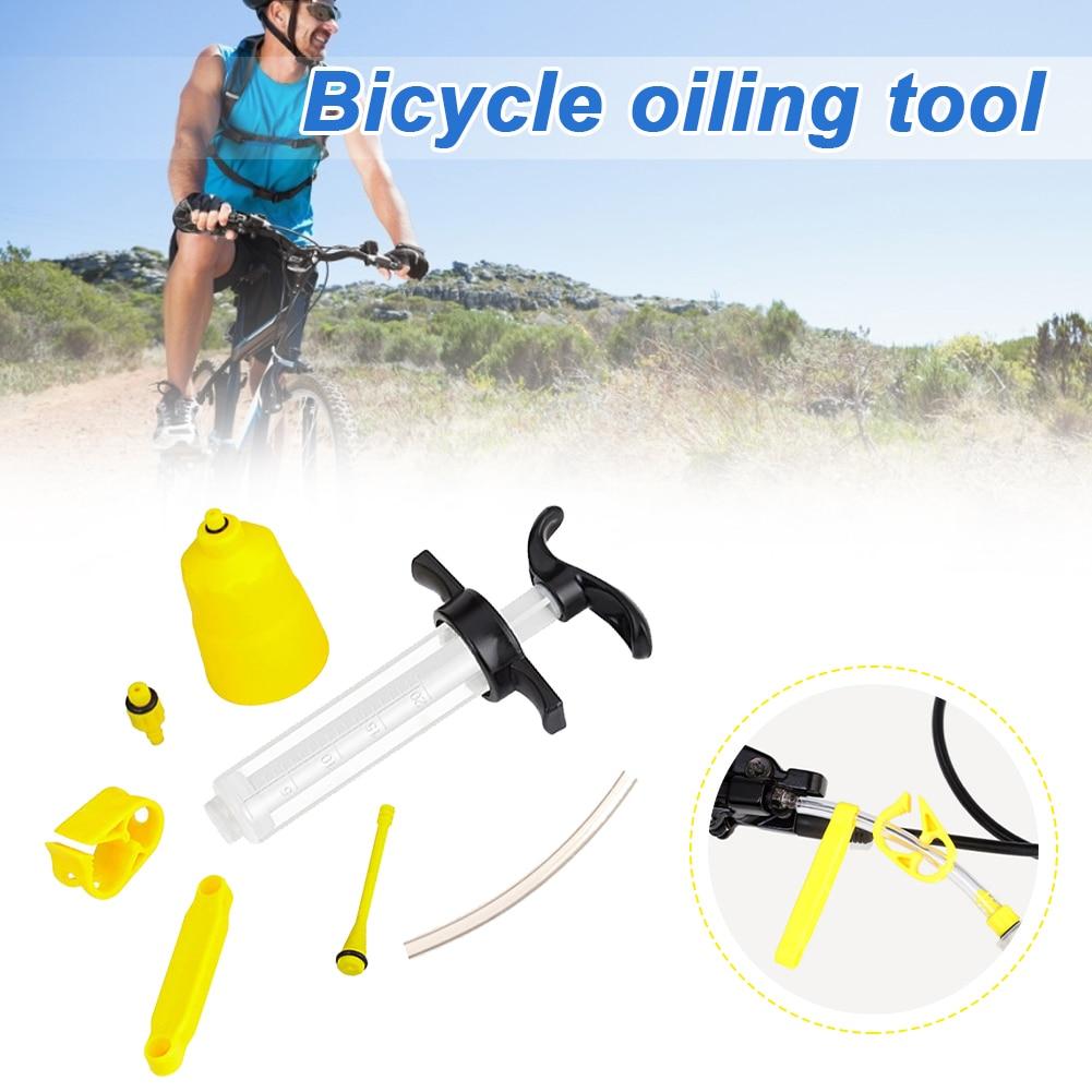 Kit de embudo/tapón de aceite para freno de disco de bicicleta shimano,...
