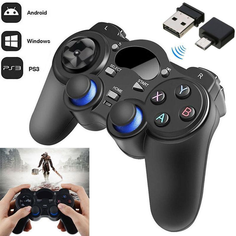 Mando inalambrico Bluetooth 2,4G para PS3-mando inalambrico para Playstation 3 accesorios para...