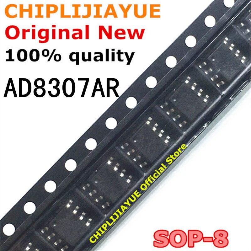 5 pces ad8307 sop8 ad8307ar ad8307arz sop-8 sop smd novo e original ic chipset