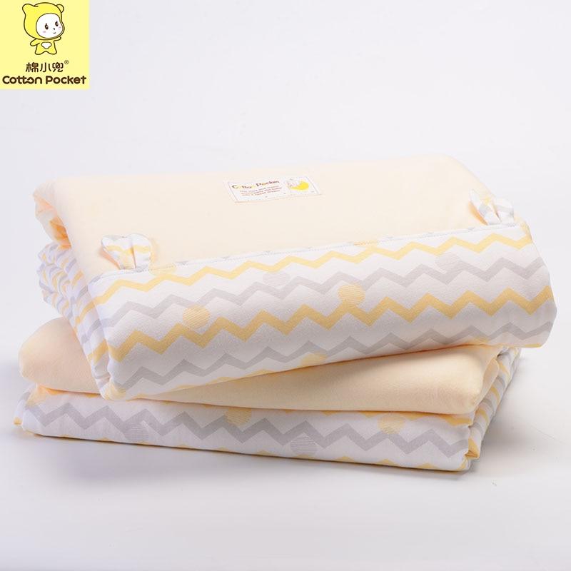 Baby Crib Quilts Cartoon Comforter Cotton Soft Baby Bedding Set Blankets Newborn Children's Quilt 110x140cm