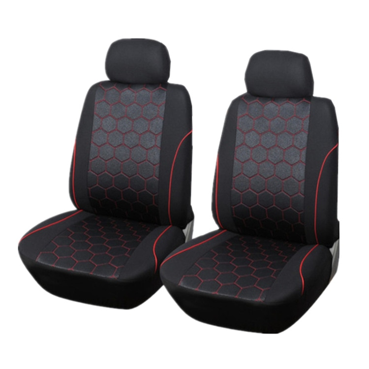 Car Seat Covers Set Universal Fit Most Cars Covers with  Styling Car Seat Protector Rear Seat Back enlarge