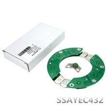 Diode Kit Gleichrichter Surge Absorber SSAYEC432 Generator Modul Für Leroy Somer LSA432 Brückengleichrichter