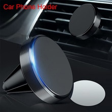 Universal Magnetic Car Phone Holder Car Mount Magnetic Holder Bracket Smartphone Accessories Suit to