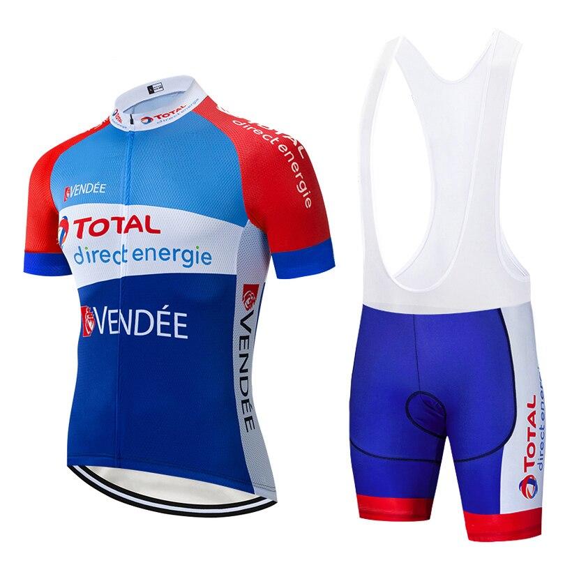 2020 Blau Insgesamt Direkt radfahren jersey 20D bike Shorts tragen mtb Ropa männer sommer quick dry pro RADFAHREN shirts Maillot culotte