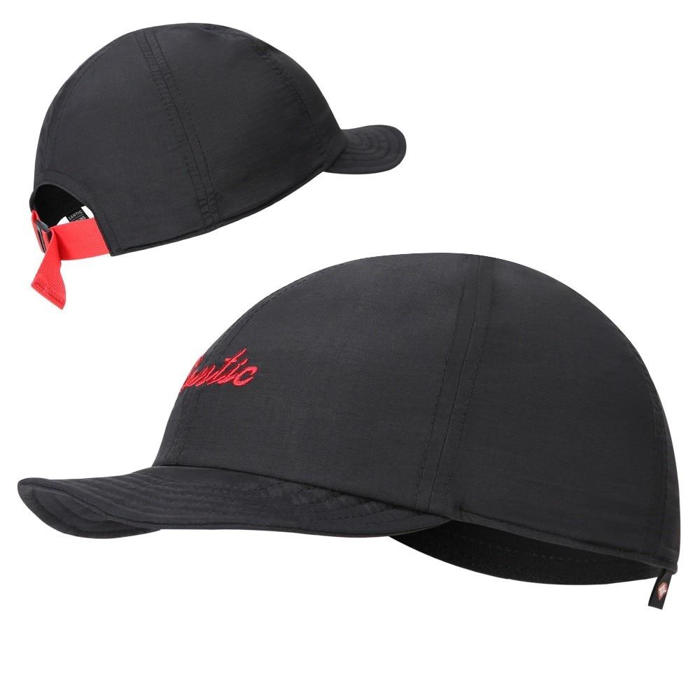 Купить с кэшбэком Santic Riding Cycling Cap Outdoor Sports Polyester Hats Sweat Absorbing Headgear Breathable Lightweight Sun Caps for Men & Women