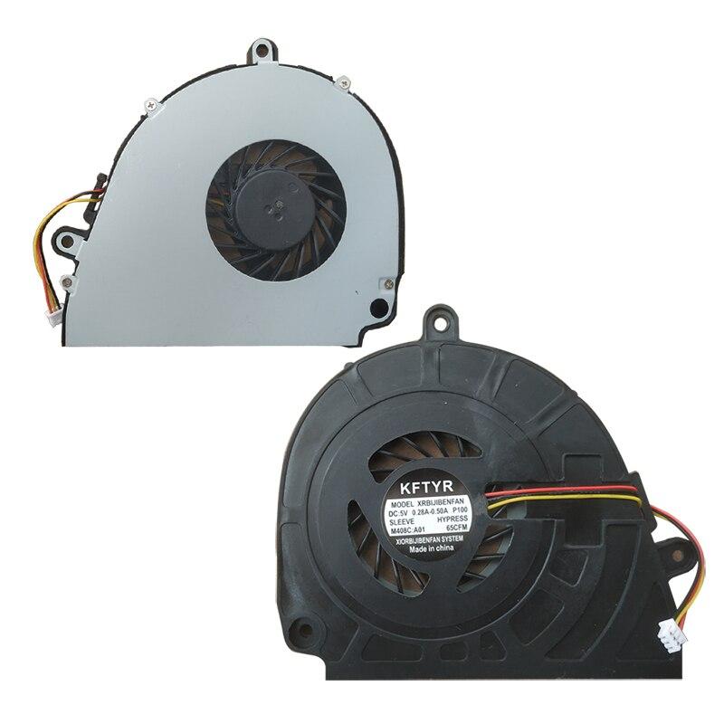 Новый охлаждающий вентилятор для ноутбука Packard Bell EasyNote TV43HC TV44HC LS44HR TE11HC LS13HR F4211 Q5WTC TSX66-HR TE11BZ TSX62