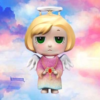 Little amber of god GoToHell cute doll blind box