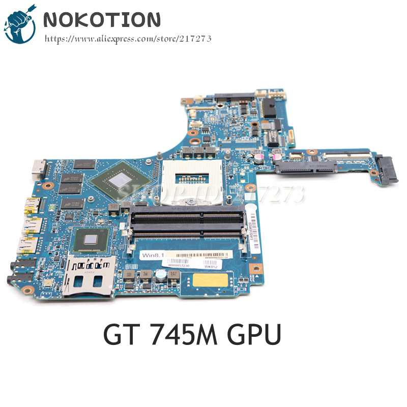 NOKOTION لتوشيبا P50T-A P50 P55 اللوحة المحمول H000057230 VGSG_GS MB الرئيسية مجلس DDR3L GT745M الرسومات