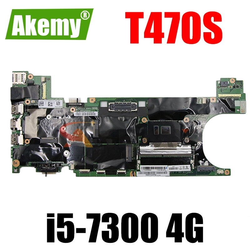 ثينك باد T470S i5-7300 4G دفتر Electrobrain اللوحة. FRU 01ER342 01ER063 01ER334 01ER073 01ER072 01ER062 01ER333