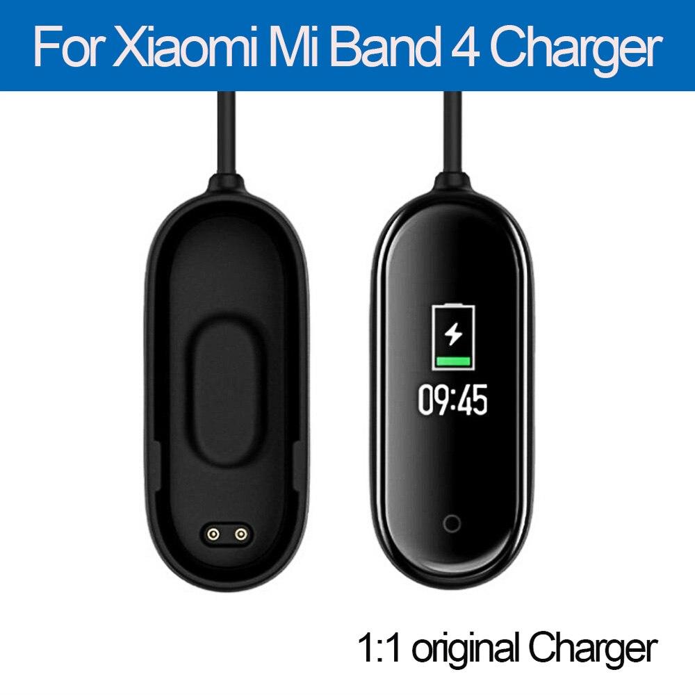 696 Cable cargador para Xiaomi mi Band 3 4 mi band 3 cargador de pulsera inteligente Xiaomi mi band 2 carga cable adaptador de cargador USB