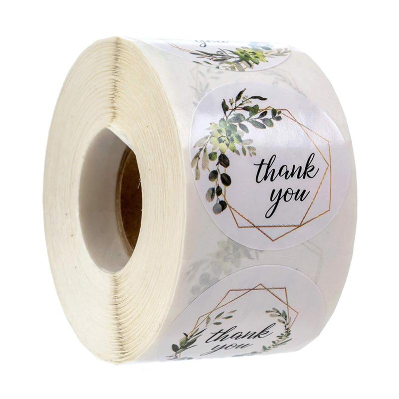 100-500pcs-etichette-rotolo-fiore-ringrazio-adesivi-scrapbooking-per-la-decorazione-del-regalo-di-cancelleria-autoadesivo-etichetta-sigillo-di-adesivo-a-mano