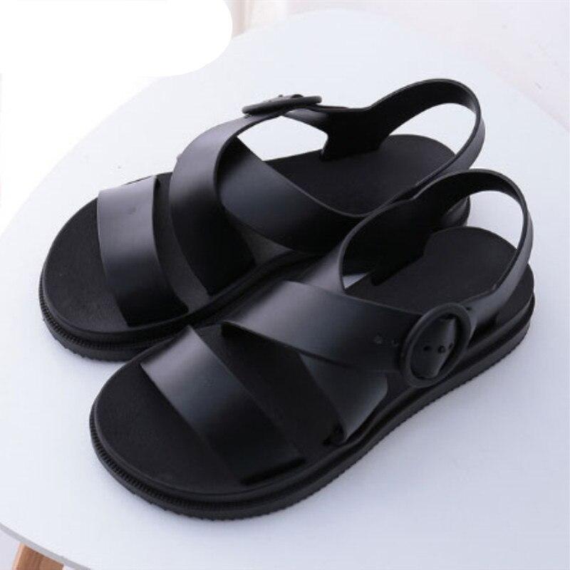 STS nuevos zapatos de mujer zapatos de verano 2020 novedad de verano estilo al aire libre antideslizante Breathe Lady moda tendencia playa Zapatos Sandalias Casuales