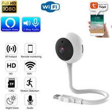 Беспроводная IP-камера с Wi-Fi и дуплексным аудио