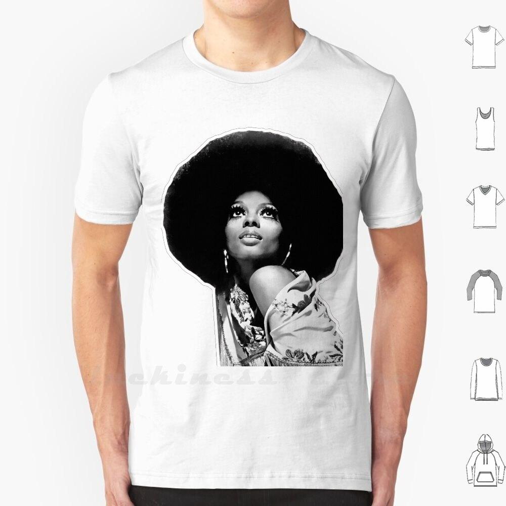 Diana T Shirt 100% Cotton DIY S-6xl Marvin Soul Sixties Soul Music Marvin Erykah Badu What Would Erykah Badu Badu