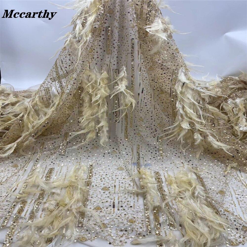 عالية الجودة الأفريقي الترتر و الخرز الدانتيل النسيج النيجيري الزفاف فستان حفلات المرأة الفرنسية تول الدانتيل الأزرق الدانتيل
