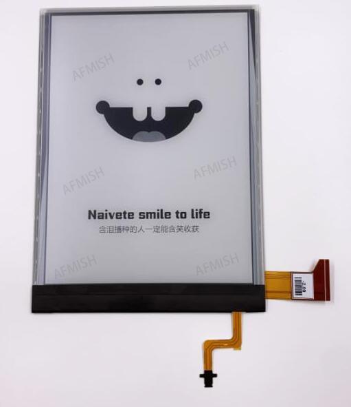 6 E-Ink ED060XG1 (LF) T1-11 ED060XG1 758*1024 ЖК-экран для Kobo Glo N613 читатель электронная книга читалка ЖК-дисплей Бесплатная доставка