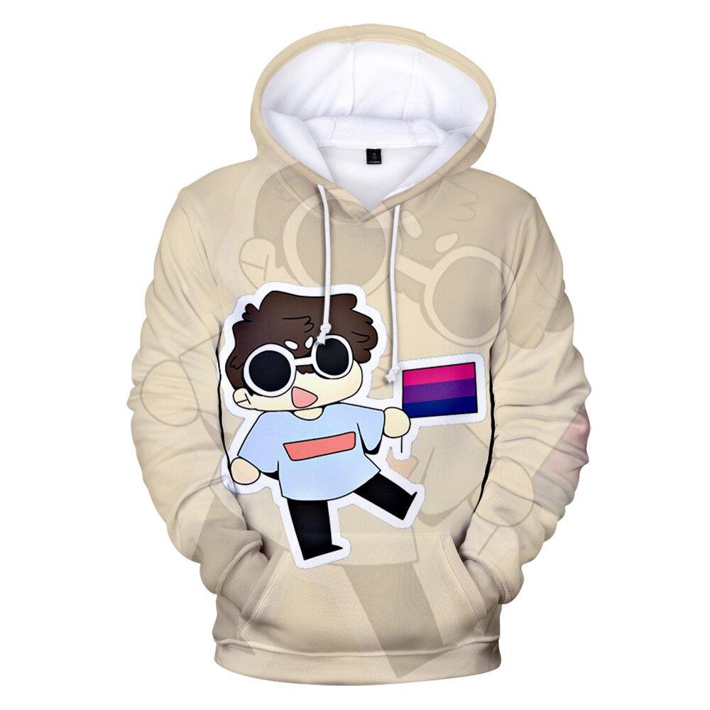 New DreamWasTaken Hoodie 3D Unisex Sweatshirts Long Sleeve Women Men's Hoodies Dream Harajuku Streetwear Clothes Plus Size