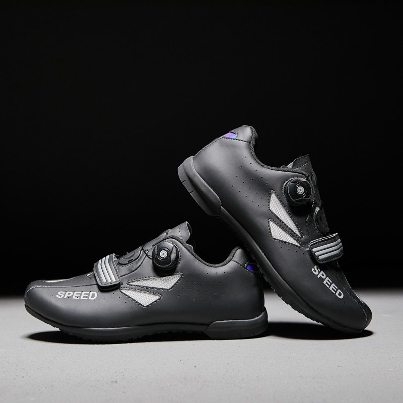 Road Cycling Shoes sapatilha ciclismo MTB Men Sneakers Women Self-Locking Breathable Bike Bicycle Racing Riding Sports Shoes