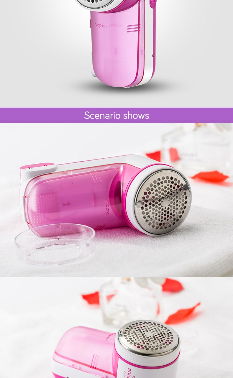 PElectric Clothes Lint Removers Fuzz Pills Shaver for Sweaters / Curtains / Carpets Clothing Lint Pellets Cut Machine Pill Remo