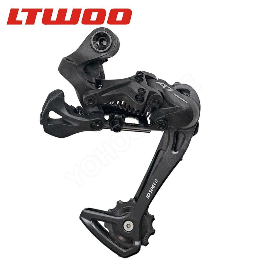 Bicycle Derailleur 1 2 3*10 Speed For XC Enduro MTB All Mountain DEORE XT SLX Rear Bike Derailleur GS-40T SGS-50T Parts