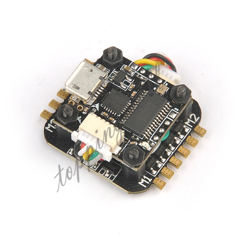 Super_S F3 Flight Control Integrated Betaflight OSD 2S Power Supply + ESC  BS06D 4 in 1 Blheli_S for RC Drone Quadcopter