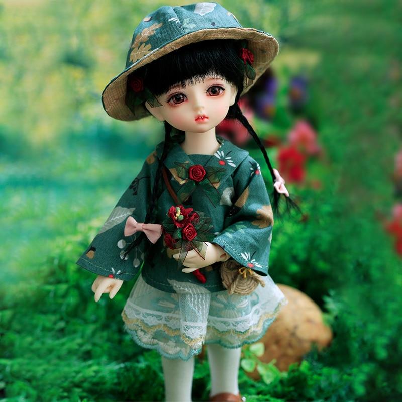 BJD SD Doll Napi Moti 1/6 Kimi Body Model Baby Girls Boys Resin Toy High Quality Fashion Shop Fixed-teeth