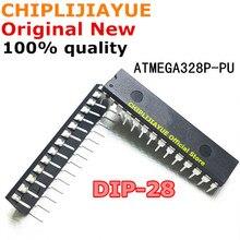 1-2 pièces ATMEGA328P-PU ATMEGA328P PU DIP-28 ATMEGA328 DIP28 DIP nouveau et original jeu de puces IC