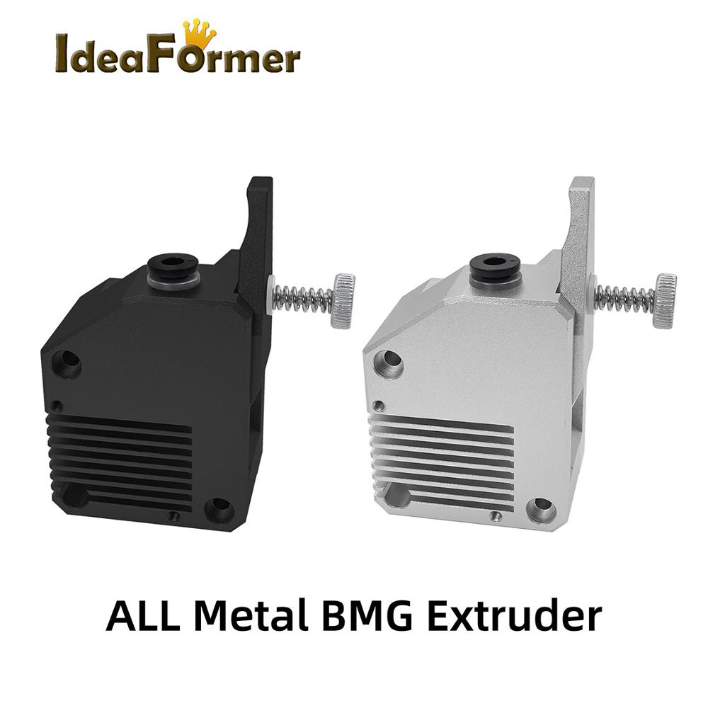 All Metal Dual Gear BMG Extruder Left/Right hand Bowden Dual Drive Extruder For 3d Printer Mk8 CR10 Prusa I3 Mk3 Ender 3 sovol sv02 3d printer with all metal dual extruder silent mainboards tmc2208 drive meanwell power supply 4 3 inch touchscreen 240 x 280 x 300 mm