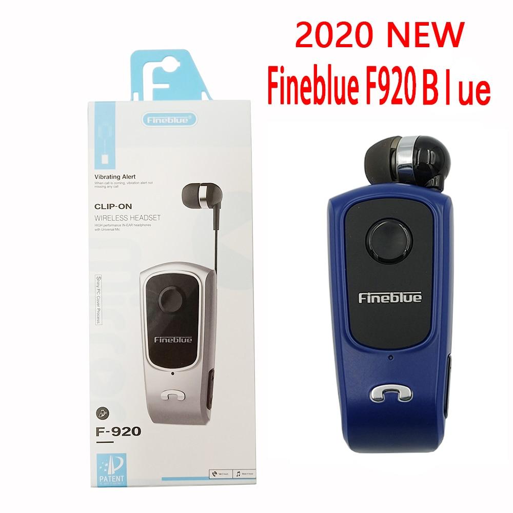 Mini auriculares Bluetooth fineblure F920 para recordar el uso de la vibración...