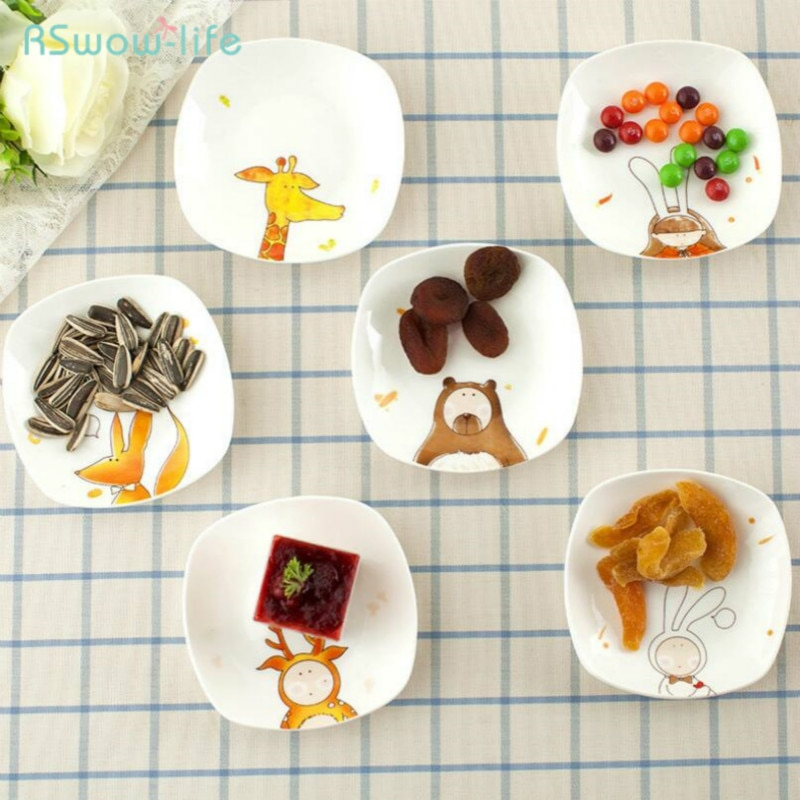 Platos para cena y postres, platos para el hogar, sin microondas, plato para lavavajillas, vajilla, vajilla, aperitivos de fruta, queso, ensaladas, recipientes