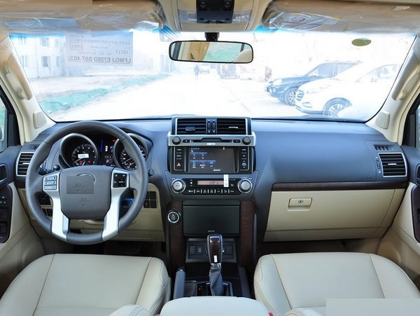 Tesla Style Android 9.0 PX6 voiture GPS Navigation pour TOYOTA LAND CRUISER Prado 150 2014-2017 Headunit lecteur multimédia Auto Radio