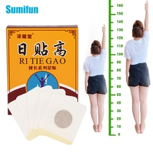 30pcs/box Height Increase Foot Patch Conditioning Body Grow Taller Plaster Promote Bone Growth Foot