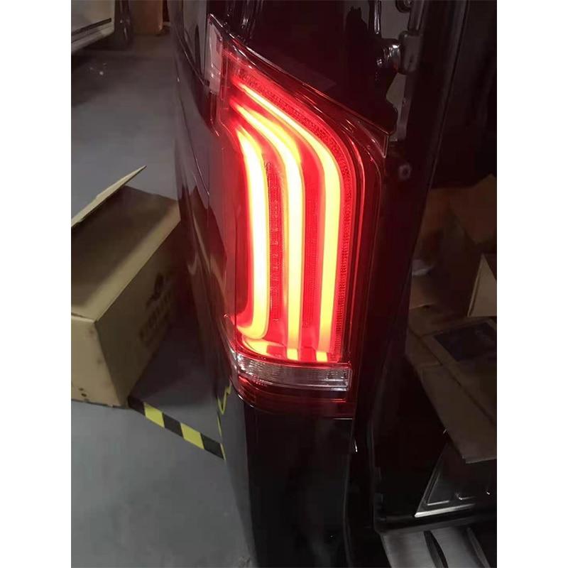 for Mercedes-Benz V-Class W447 VITO V260 V250 Car LED Rear Brake Light Tail Light