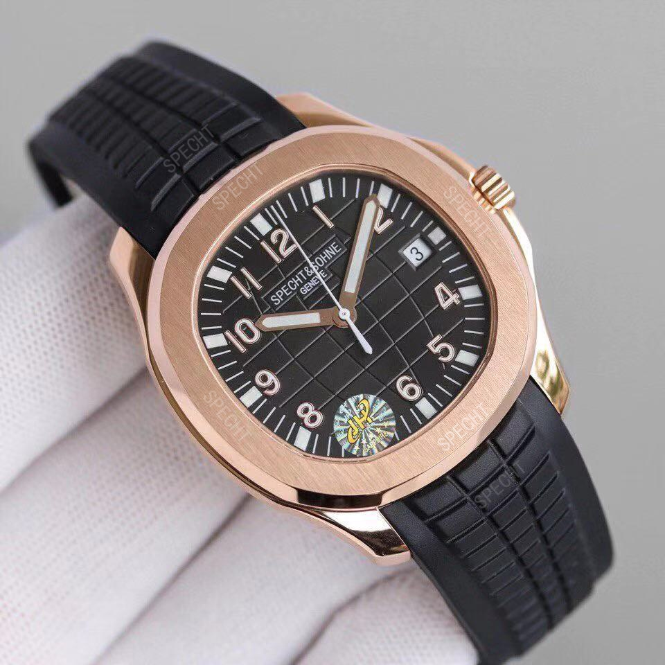 2021 New Arrivals Hot Selling SPECHT&SOHNE Mens Watches Automatic Watches Steel Fashion&Casual Mechanical Wristwatch For Men enlarge