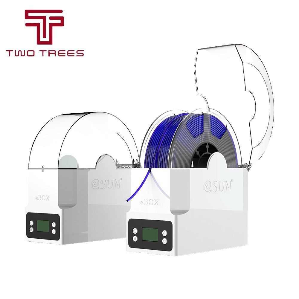 Twotree ثلاثية الأبعاد طابعة خيوط تجفيف صندوق خيوط تخزين حامل حفظ التدفئة خيوط الجافة ثلاثية الأبعاد جزء الطابعة الطباعة ماتي