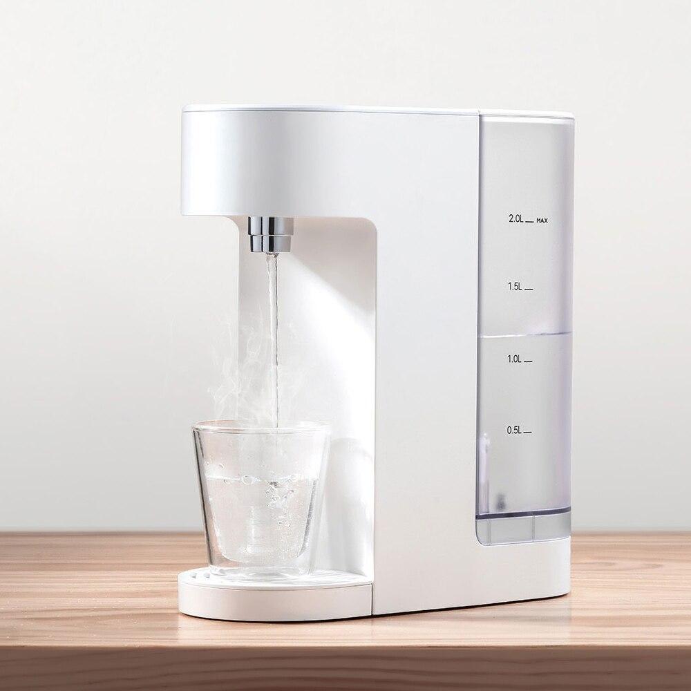 VIOMI 2L Smart instantané distribution deau chaude bureau barre deau chaude bébé lait partenaire chauffage boire 1s chauffage rapide Mijia APP