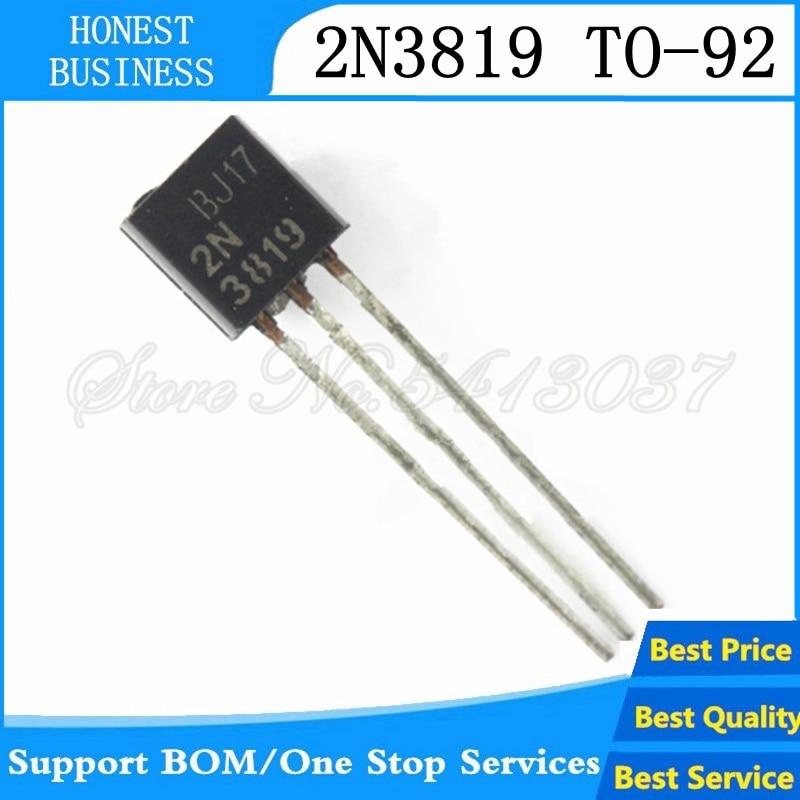 ¿5 unids/lote 2N3819 3819-92 mejor calidad IC?