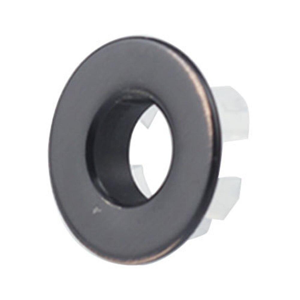 Отель вставка раковина перелив крышка кольцо запасные части керамические горшки ванная комната бассейна легко установить шесть футов Быто...