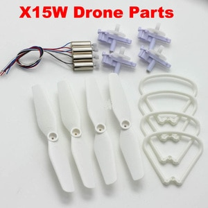 Motor Base Motor Big Gear Baldes Protection Ring for Syma X15 X15C X15W RC Quadcopter Drone Spare Parts