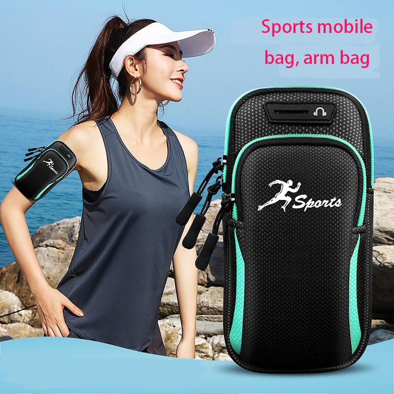 Фото - Новинка, сумка на руку для бега и мобильного телефона 5,5/6,5 дюйма, сумка на запястье, чехол на руку для упражнений, сумка для фитнеса, спортивн... kontatto сумка на руку