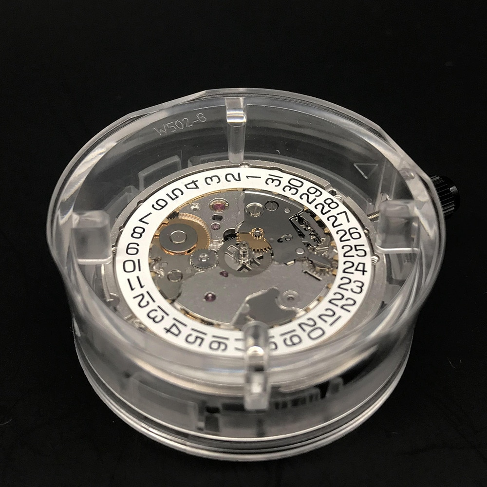 Swiss The ETA  2892-A2 Is Based On The Original ETA Caliber 2892 Automatic Watch Movement 21 Jewels Self-Winding enlarge