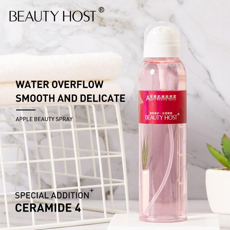 Apple Beauty Moisturizing Hydrating Spray  Revitalizing Face Toner Skin Care Spray