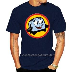 A Pequena Torradeira Corajosa Para O Resgate T Camisa 2021 Leisure Fashion T-shirt 100% Cotton