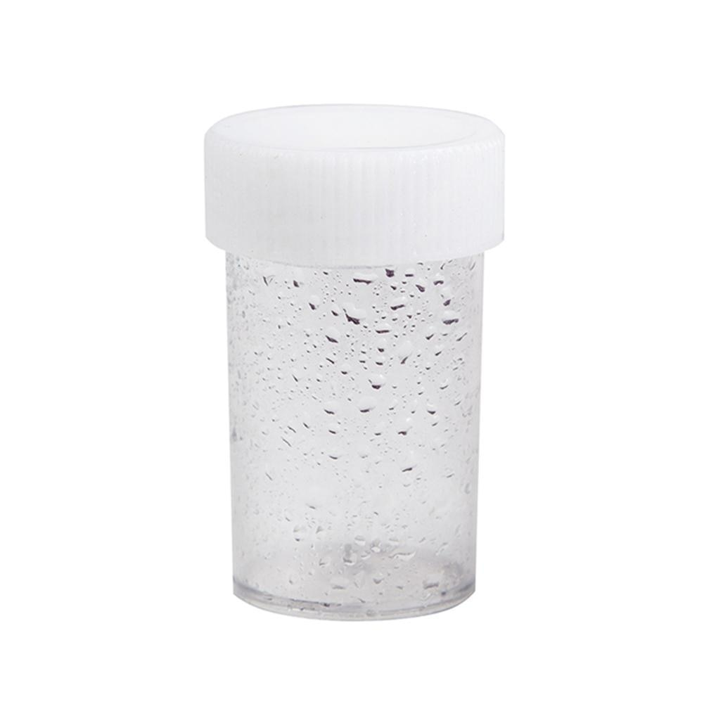 Plastic Clear Tube Bead Containers Bottle Jar Storage display Jewelry Nail Small Glitter Empty Sub-bottling Bottles Art Bot Y1W7