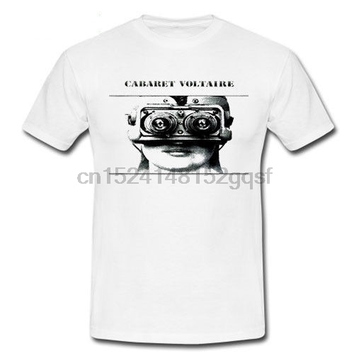 Cabaret Voltaire Post-punk Sheffield Sheffield sensoria Inglês T-shirt S M L X