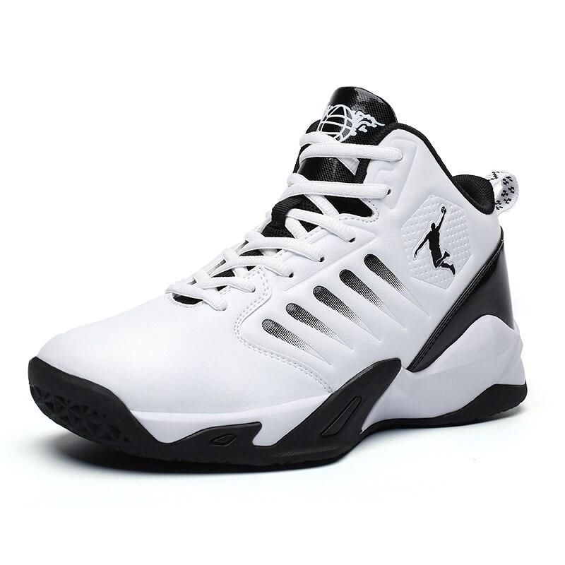 2020 Winter New Brand Basketball Shoes Breathable Mesh Sport Men Jordan Shoes Big Unisex Non-slip Lovers Shoes