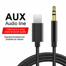 3.5mm Headphones Adapter for iPhone 12 11 Pro MAX Aux 3.5mm Jack Aux Car Speaker Cable Adapter Acces