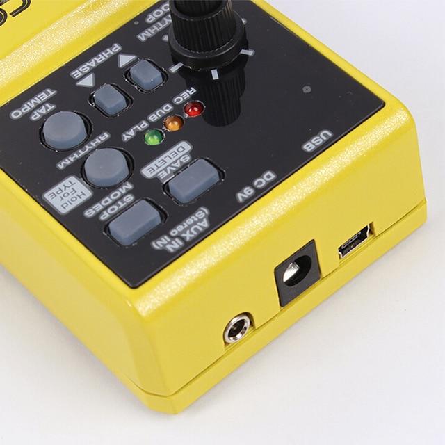 NUX Loop Core Guitar Electric Effect Pedal enlarge
